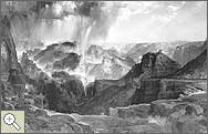 Moran Painting: The Chasm of the Colorado