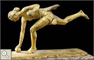 Running Atalanta, by Paul Manship