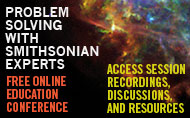 Smithsonian Education Online Conference: Problem Solving