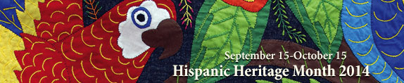 Hispanic Heritage Month 2014