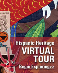 Hispanic Heritage Virtual Tour